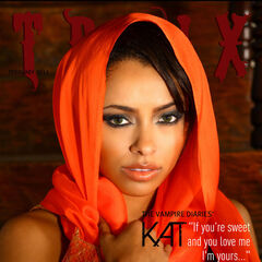 Troix — Feb 2011, United States, Kat Graham