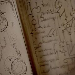 Unknown Spells from Esther's Grimoire