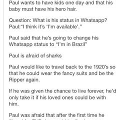 Paul Wesley' quotes
