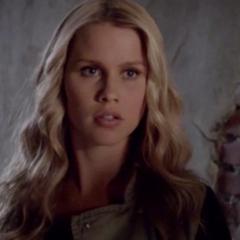 Rebekah not-so-pleased