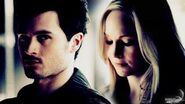 Enzo & Caroline He Also Said You Have A Thing For Accents 5x16
