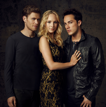 Caroline And Klaus The Vampire Diaries