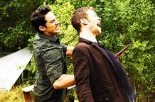Tyler and Klaus 1x8