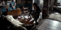 Alaric's Apartment in McKinley