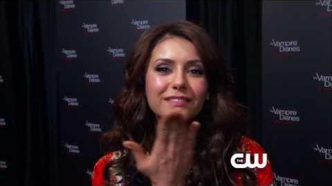 The Vampire Diaries 100th Episode Toast
