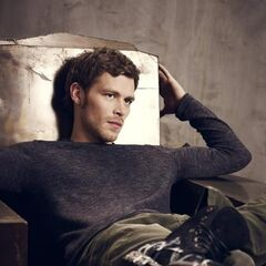 Joseph Morgan - New Photoshoot