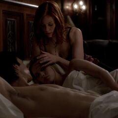 Rebekah Damon and Sage