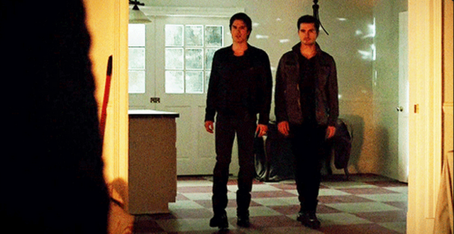 File:Damon and Enzo meet Markos 5x18.png