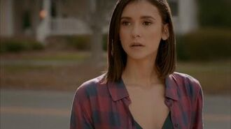 The Vampire Diaries 8x16 - End Ending Damon and Elena human together HD
