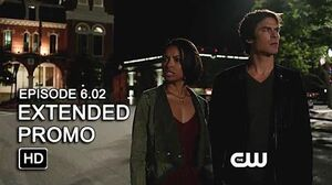 The Vampire Diaries 6x02 Extended Promo - Yellow Ledbetter HD