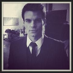 Elijah in 'The Originals'