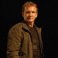 Roché as John Quinn in 24