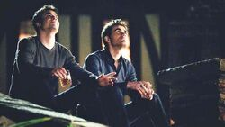 Damon and Stefan 5x11