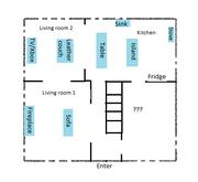 Gilber House plan