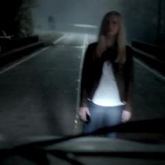 Rebekah standing in their way