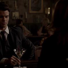 Elijah visits the bar