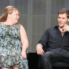 Julie Plec, Joseph Morgan