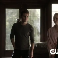Elena, Stefan, Damon and Caroline 4x16