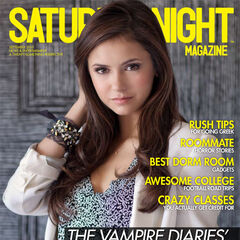 Saturday Night — Sep 2010, United States, Nina Dobrev