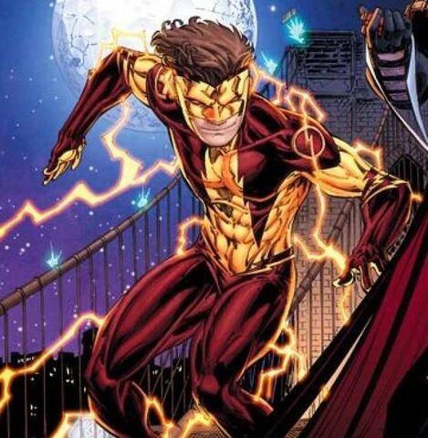 File:The Flash - Bart Allen.jpg