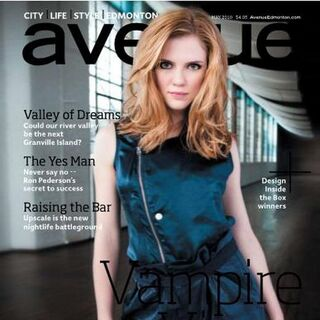 Avenue — May 2010, Canada, Sara Canning