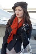 Danielle Campbell Lionsgate Photo