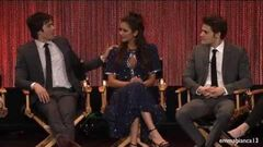 Paleyfest 2014 - Vampire Diaries Panel FULL HD