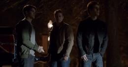 Jeremy, Matt and Stefan 5x21