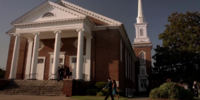 Mystic Falls Church