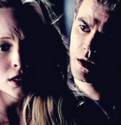 Stefan saves Caroline 4x16.