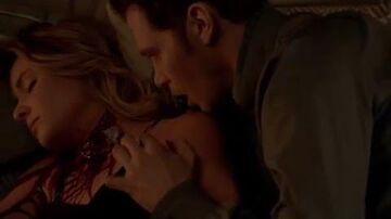 The Originals 3x09 Klaus & Camille 9 (Cami's death scene)