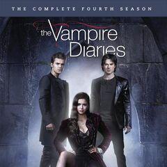 The Vampire Diaries Season 4 DVD art revealed