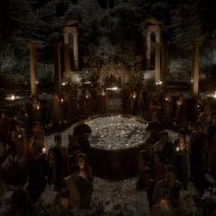 Qetsiyah's Wedding