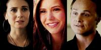 John, Isobel and Elena