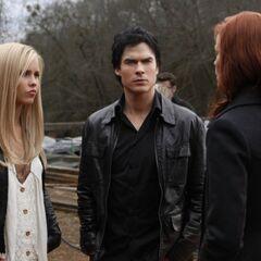 Damon,Rebekah and Sage