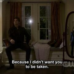 Elijah Brokens a Deal With Elena