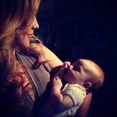 Rebekah and Hope