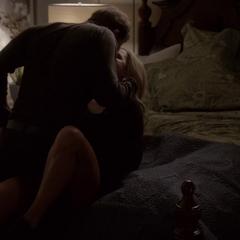 Rebekah and Stefan