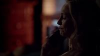 Caroline sad