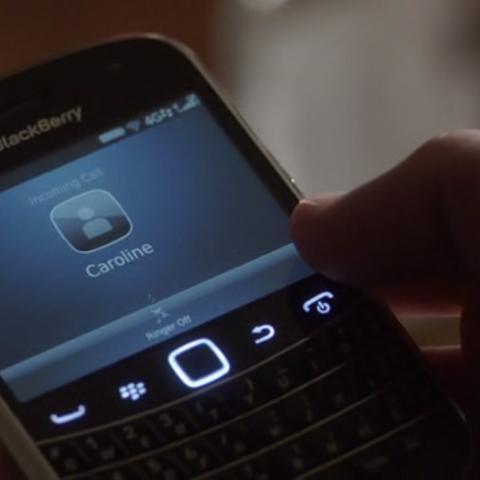 BlackBerry Bold 990