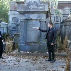 Elijah against Klaus