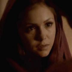 Amara, Silas' one true love
