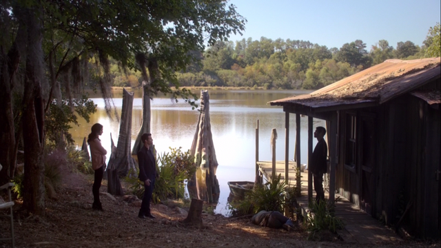 File:1x07-Klaus, Hayley and Elijah in the bayou 2.png