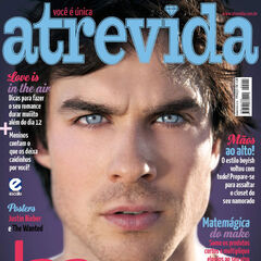 Atrevida — Jun 1, 2012, Brazil, Ian Somerhalder