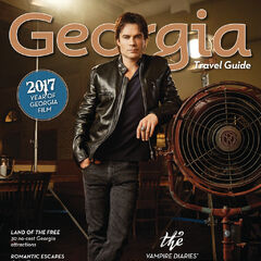Georgia Travel Guide — 2017, United States, Ian Somerhalder
