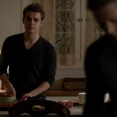Stefan can cook