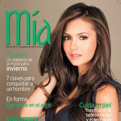Mia — Aug 1, 2014, Honduras, Nina Dobrev