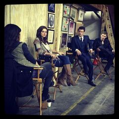 The Originals cast, photo by Chris Grismer