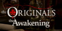The Originals: The Awakening