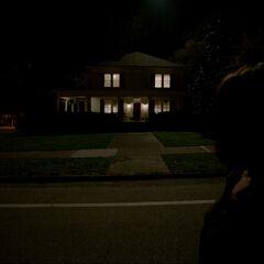 Gilbert House shown in dream